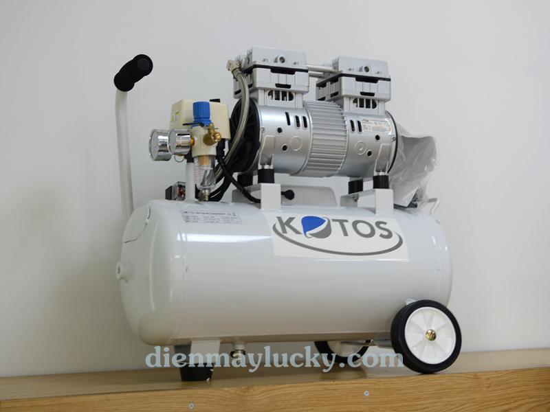 máy nén khí không dầu kotos
