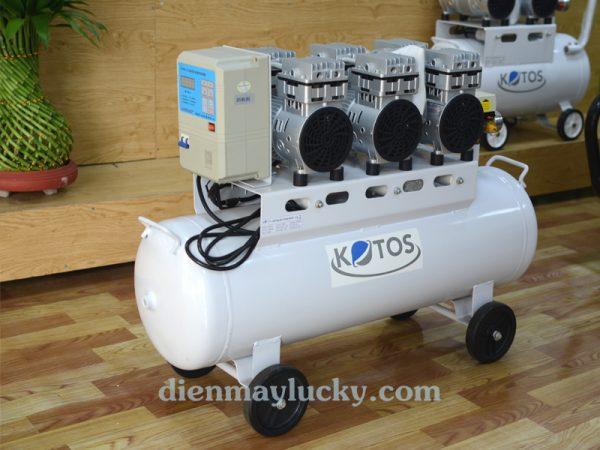 máy nén khí không dầu loại nào tốt