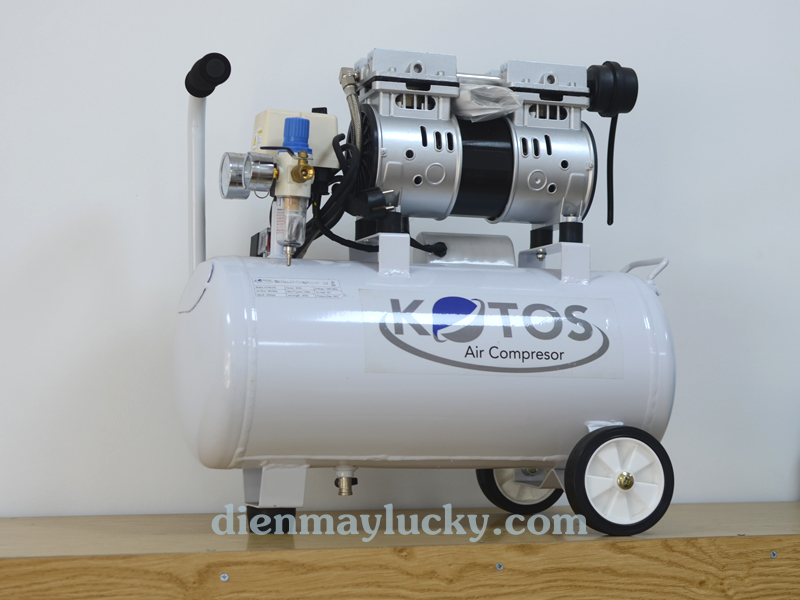 máy nén khí nha khoa
