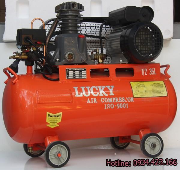 máy nén khí pitston