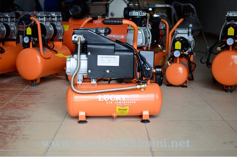 máy nén khí dùng cho phun sơn